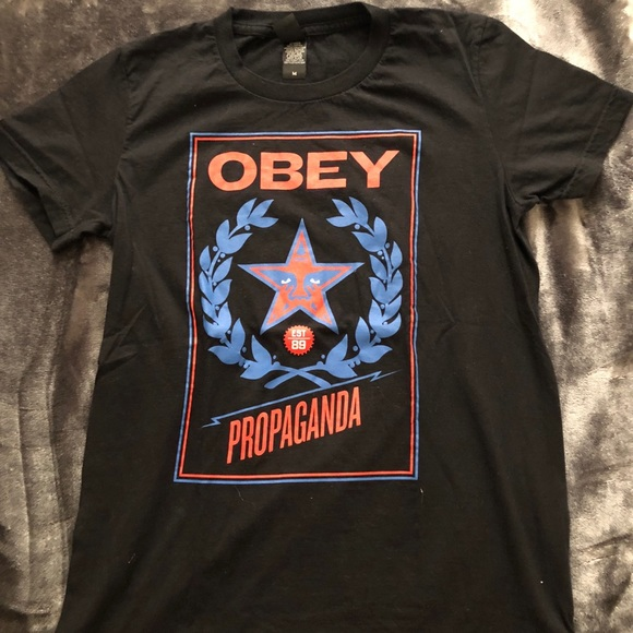Obey Tops - Obey T-shirt